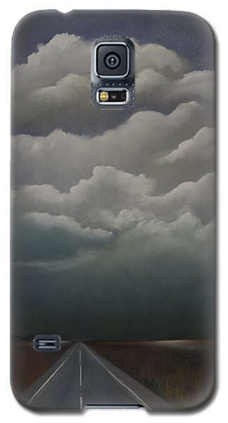 This Menacing Sky Galaxy S5 Case