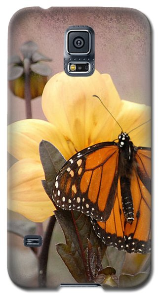 Galaxy S5 Case featuring the photograph This Moment by Lena Wilhite