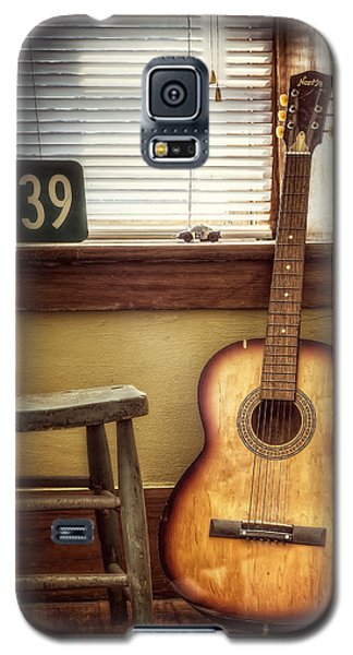 Guitar Galaxy S5 Case - This Old Guitar by Scott Norris