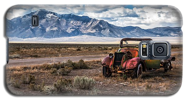 This Old Truck Galaxy S5 Case by Robert Bales