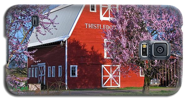 Thistledown Farm  Galaxy S5 Case