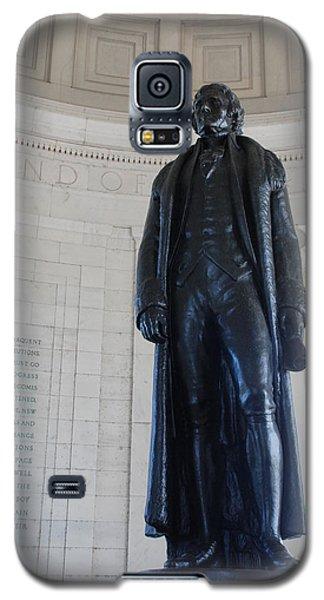 Thomas Jefferson Statue Galaxy S5 Case