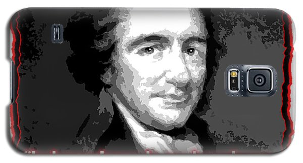 Thomas Paine My Religion Is To Do Good Galaxy S5 Case