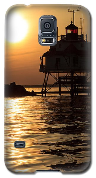 Thomas Point Lighthouse Galaxy S5 Case