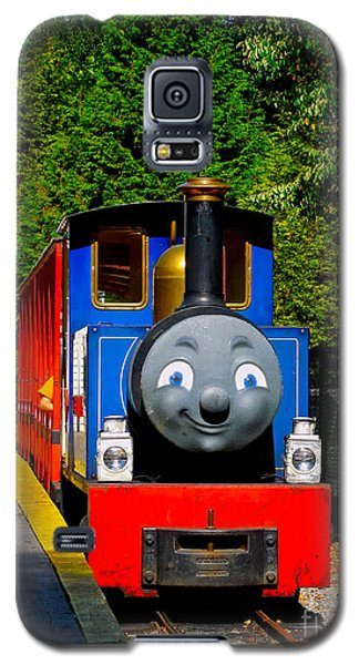 Galaxy S5 Case featuring the photograph Thomas by Sher Nasser