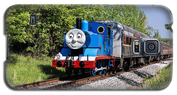 Thomas Visits The Cvnp Galaxy S5 Case