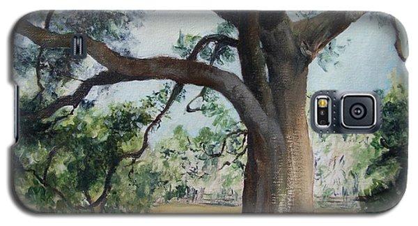 Thomasville Oak Galaxy S5 Case by Mary Lynne Powers
