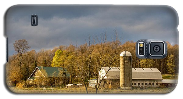Thompson Point Dairy Galaxy S5 Case