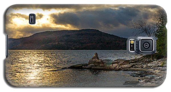 Thompson Point Sunset Galaxy S5 Case