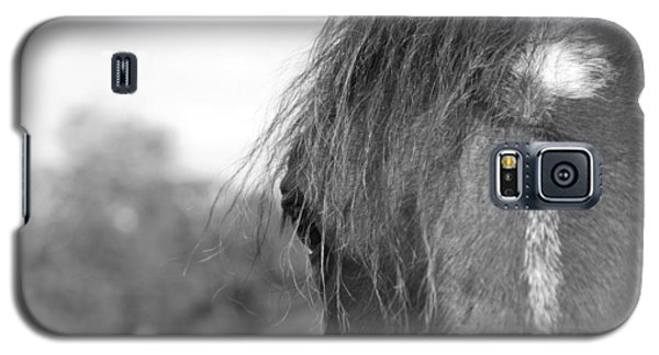 Thoroughbred B/w Galaxy S5 Case