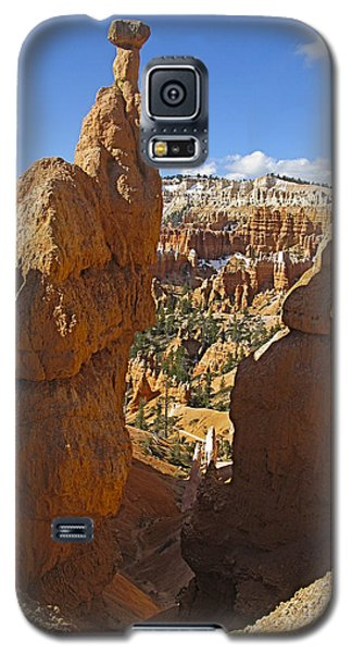 Thor's Hammer At Bryce Galaxy S5 Case