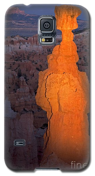 Thors Hammer Sunset Point Bryce Canyon National Park Galaxy S5 Case