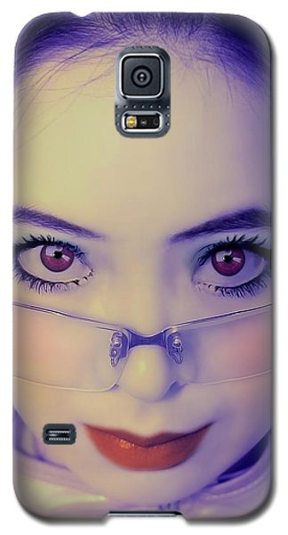 Thoughtful Galaxy S5 Case