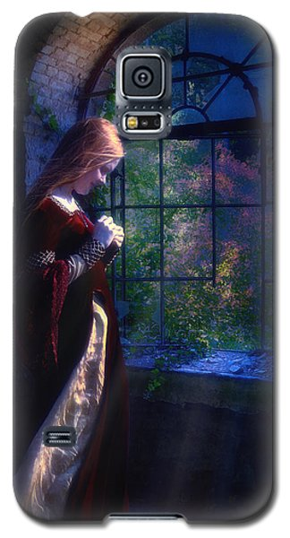 Thoughts By Moon Light Galaxy S5 Case