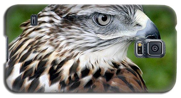 The Threat Of A Predator Hawk Galaxy S5 Case