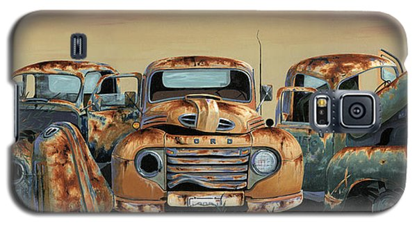 Truck Galaxy S5 Case - Three Amigos by John Wyckoff