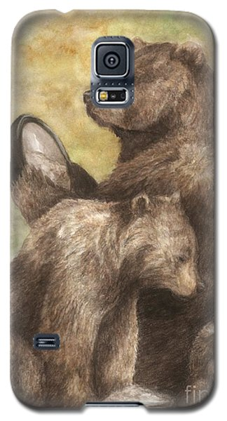 Three Bears Galaxy S5 Case