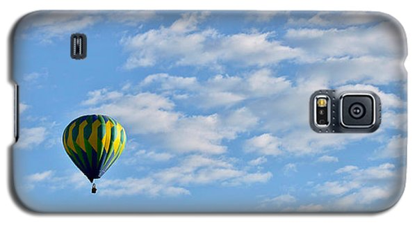 Three Beautiful Balloons In Cortez Galaxy S5 Case