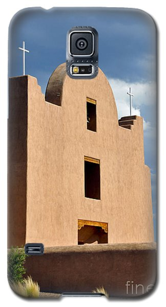 Galaxy S5 Case featuring the photograph Three Crosses by Gina Savage