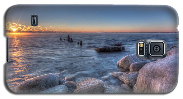 Three Degree Sunrise Galaxy S5 Case