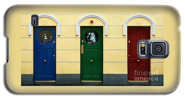 Three Doors Galaxy S5 Case