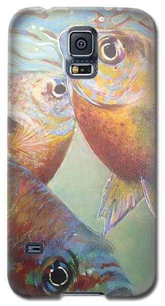 Three Fish Galaxy S5 Case