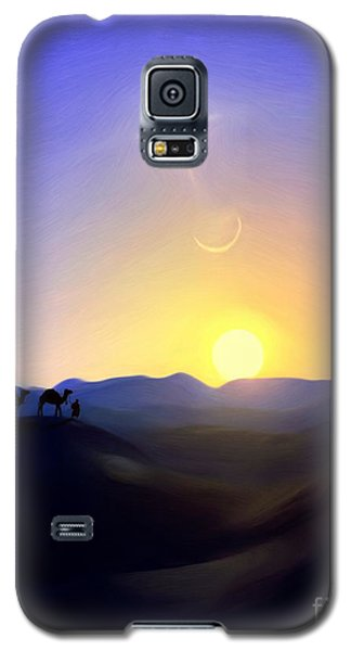 Three Kings Comet Galaxy S5 Case