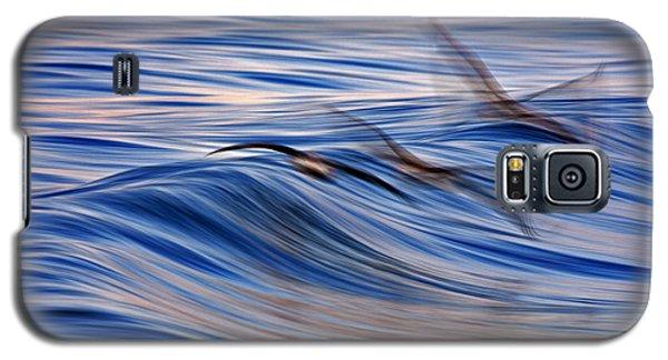 Three Pelican Blur  C6j6160 Galaxy S5 Case