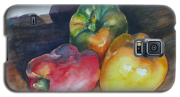 Three Peppers Galaxy S5 Case