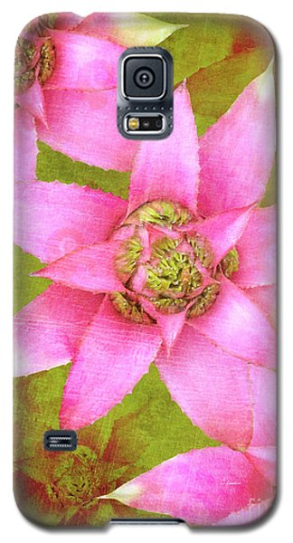 Three Pink Ladies Galaxy S5 Case