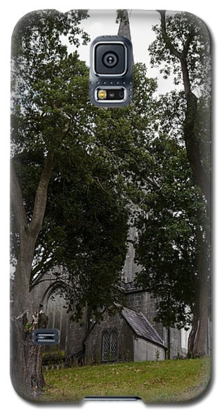 Galaxy S5 Case featuring the photograph Three Relics by Winifred Butler