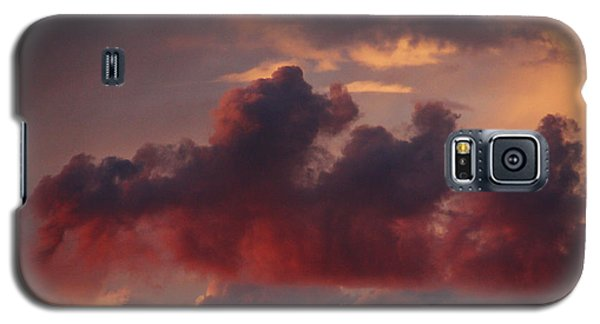 Three Sister Clouds Galaxy S5 Case