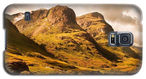 Three Sisters. Glencoe. Scotland Galaxy S5 Case