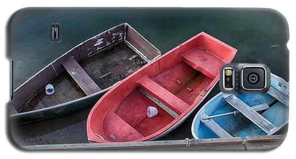 Three Skiffs Galaxy S5 Case