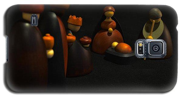 Three Wise Men Galaxy S5 Case