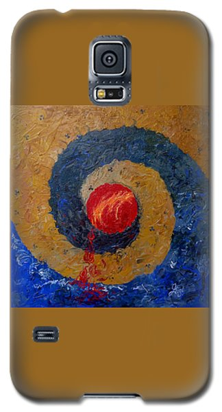 Threefold Anguish Galaxy S5 Case