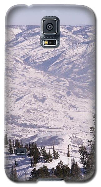 Galaxy S5 Case featuring the photograph Thrill Ride by Sandy Molinaro