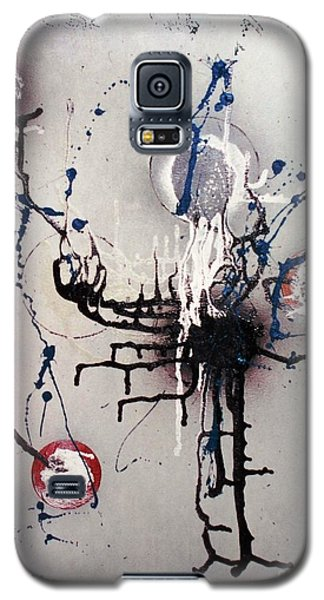 Through Mezcal Soaked Eyes Galaxy S5 Case by Roberto Prusso