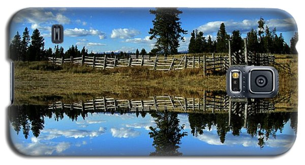 Through My Eyes Galaxy S5 Case by Janice Westerberg