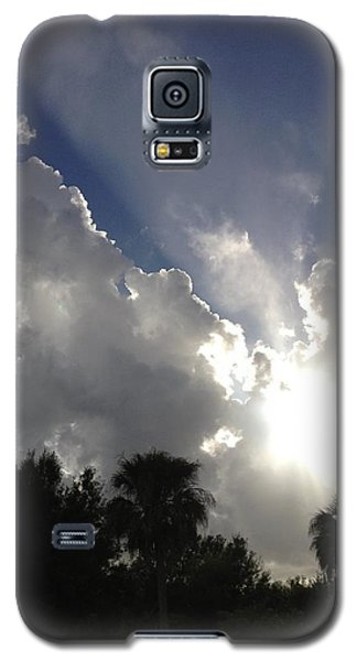 Through The Clouds Galaxy S5 Case