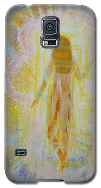Through The Door  Galaxy S5 Case