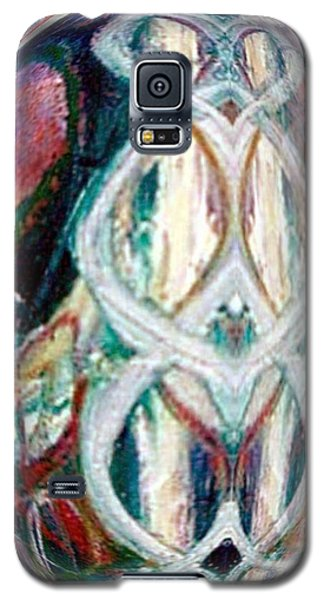 Through The Looking Glass Galaxy S5 Case by Phoenix De Vries