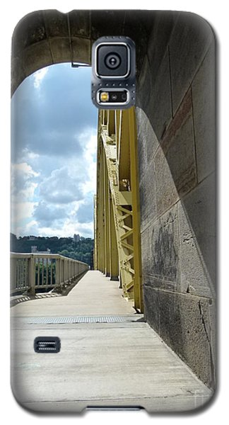 Through The Portal Galaxy S5 Case by Jane Ford