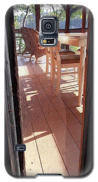 Through The Screen No 2 Galaxy S5 Case