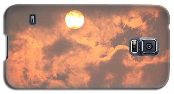 Galaxy S5 Case featuring the photograph Through The Smoke by Melanie Lankford Photography
