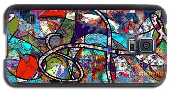 Through The Wormhole Galaxy S5 Case by Gabrielle Schertz