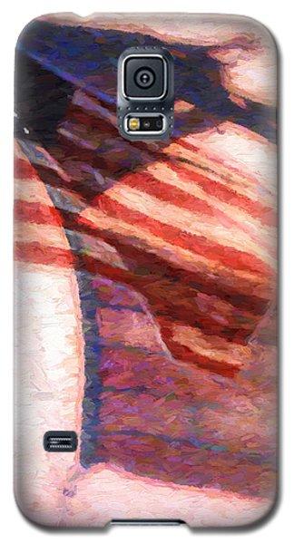 Through War And Peace Galaxy S5 Case