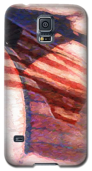 Through War And Peace Galaxy S5 Case