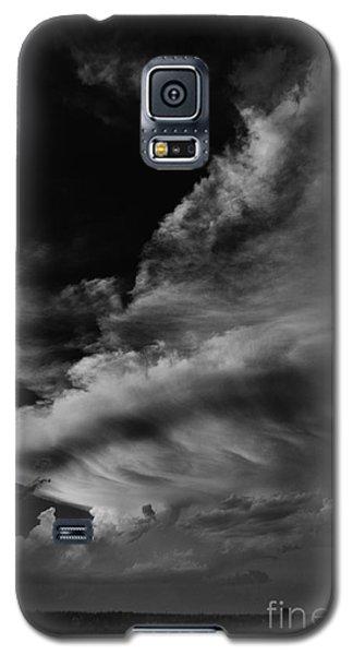 Thunder Cloud Galaxy S5 Case by Karen Slagle
