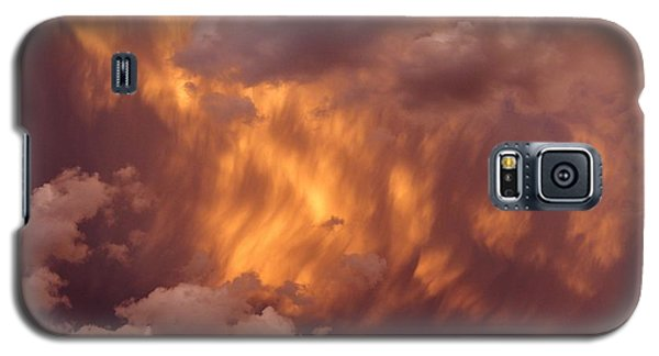 Thunder Clouds Galaxy S5 Case by David Pantuso